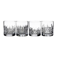 Waterford Lismore Evolution Tumblers Set Of 4
