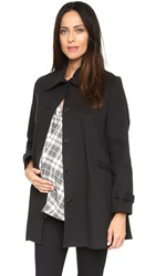 Hatch The Swing Coat Black