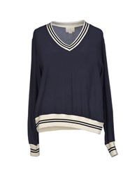 Boy By Band Of Outsiders Blouses Dark Blue