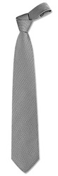 Forzieri Silver Ceremony Silk Extra Long Tie
