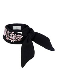 Preen Sitwell Scarf Black