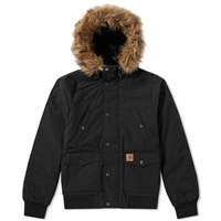 Carhartt Trapper Jacket Black