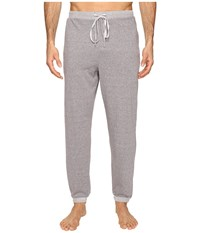 Kenneth Cole Reaction Marled Pants Black Men's Pajama