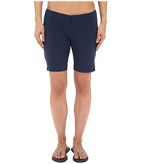 Columbia Ultimate Catch Ii Shorts Colleigate Navy Women's Shorts