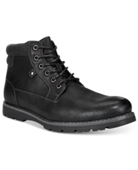 Unlisted Men's Hall Way Boots Men's Shoes Black