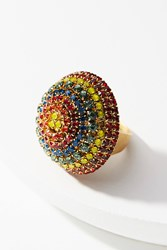 Anthropologie Johanna Cocktail Ring Assorted