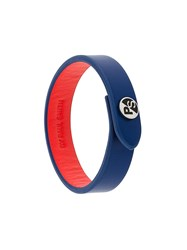 Paul Smith Ps By Two Tone Bracelet Blue
