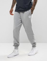 Converse Chuck Patch Joggers In Grey 10004631 A01 Grey Navy
