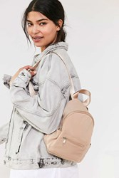Urban Outfitters Sierra Neoprene Mini Backpack Beige