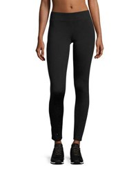 Marc New York Embellished Long Tech Leggings Black
