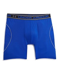 Under Armour Iso Chill Boxerjock Boxer Briefs Royal Royal