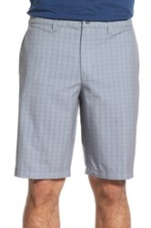 Travis Mathew Skip Jack Stretch Short Gray