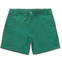 Polo Ralph Lauren Cotton Blend Twill Chino Shorts Green