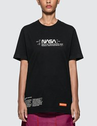 Heron Preston Nasa T Shirt Black