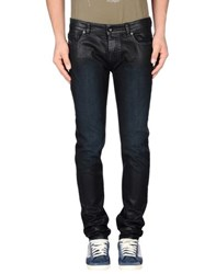 Diesel Black Gold Denim Denim Trousers Men
