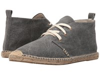 Soludos Desert Boot Dark Gray Men's Boots