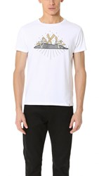 Marc Jacobs Palms Tee Bright White
