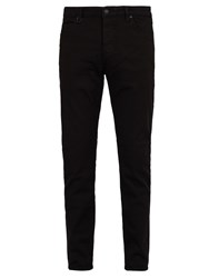 Neuw Iggy Skinny Fit Stretch Denim Jeans Black