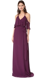 Joanna August Lauren Halter Gown Witchcraft