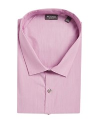 Kenneth Cole Reaction Techni Performance Slim Tall Dress Shirt Pink
