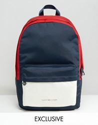 Tommy Hilfiger Backpack Exclusive To Asos Navy
