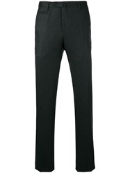 Corneliani Tailored Fitted Trousers Grey