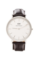 Daniel Wellington York 40Mm Brown