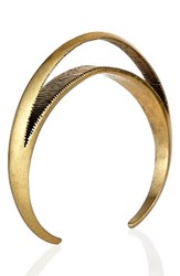 Jenny Bird Women's Crescent Moon Cuff