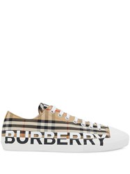 Burberry Vintage Check Low Top Sneakers 60