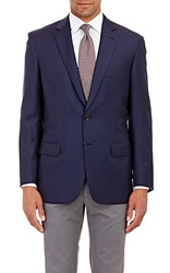Twill Two Button Sportcoat