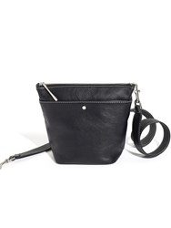 Jigsaw Mini Cameron Hobo Black