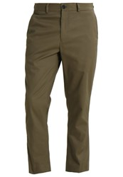 New Look Trousers Olive