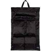 Raf Simons Black And Pink Eastpak Edition Poster Backpack