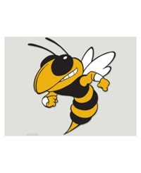 Wincraft Georgia Tech Yellow Jackets 8' X 8' Decal