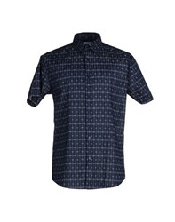 Selected Homme Shirts Shirts Men Dark Blue