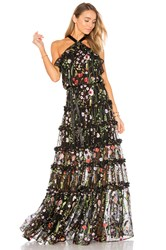 Alexis Glory Gown Black