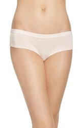Chelsea 28 Women's Chelsea28 Hipster Panty Pink Veil Sketched Stem