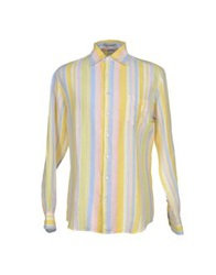 Fedeli Shirts Yellow