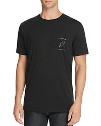 Barney Cools Popsicle Truck Graphic Tee Black