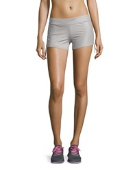 Alo Yoga Sweat It Trunk Shorts Steele Glossy