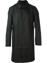 Stutterheim 'Vasastan' Raincoat Black
