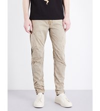 Mhi Maharishi M65 Re Worked Vintage Cargo Trousers Sand