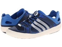 Adidas Outdoor Climacool Boat Breeze Col. Navy Chalk White Bright Royal Men's Shoes Blue