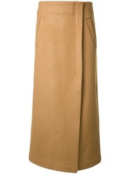 Won Hundred 'Harmony' Skirt Brown