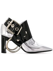 Alyx Sling 80 Boots Silver