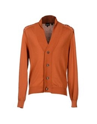 Just Cavalli Cardigans Brown