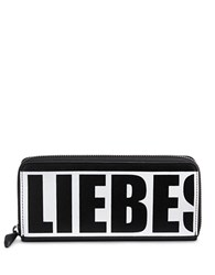 Liebeskind Gigi Leather Wallet Black