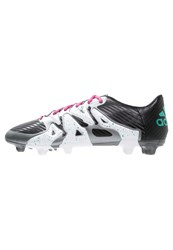 Adidas Performance X 15.3 Fg Ag Football Boots Core Black Shock Mint White