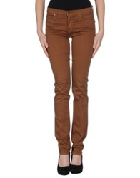 Mother Casual Pants Cocoa