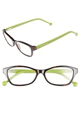 Women's Jonathan Adler '800' 54Mm Reading Glasses Tortoise